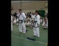 Adrian and Bradley take the World Tang Soo Do Oath